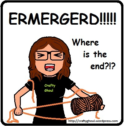 Where is the end ermergerd