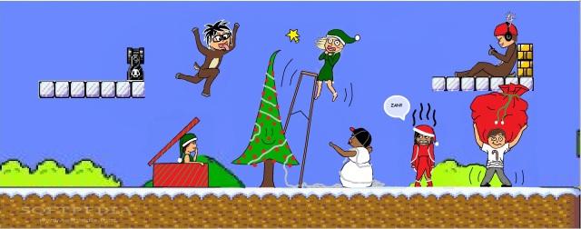 Gamer Nation Christmas Pic