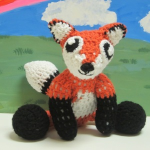 Fox Doll Crochet Pattern