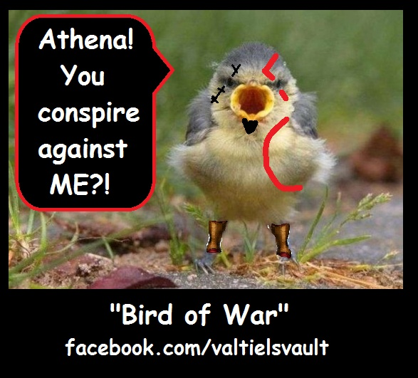 Bird of War