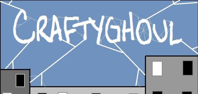 Craftyghoulspiderwebsign