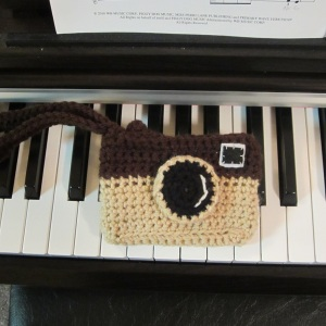 Camera Case Crochet Pattern FREE