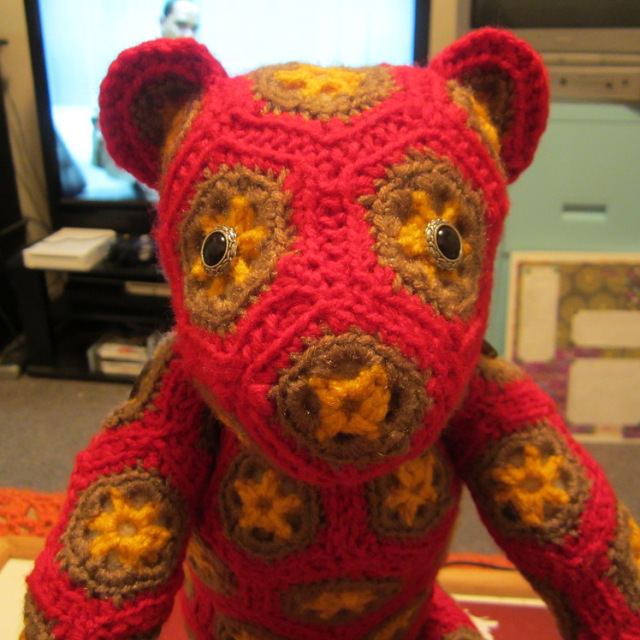 Starling's Hexagon Bear