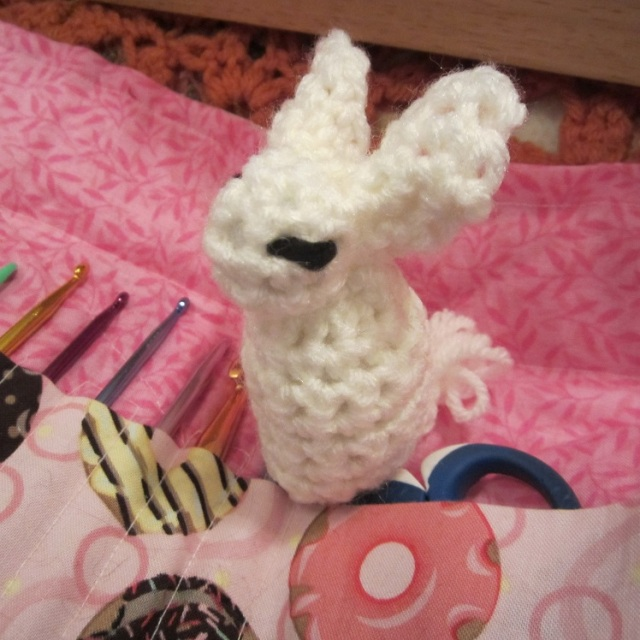 march 2014bunny from a square1