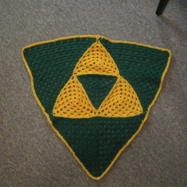 triforce blankie1
